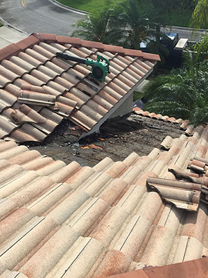 Tile Repair Weston Florida