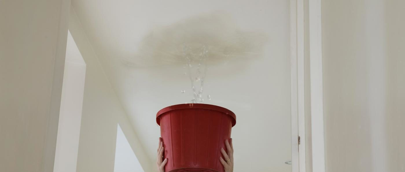prevent roof leaks and water damage