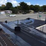 Tear Off Flat House Hot Tar Roof Marlin Insurance